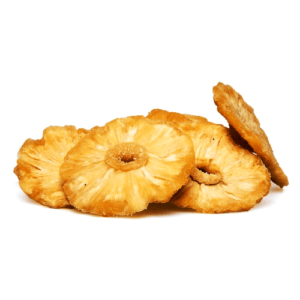 Mahe kuivatatud ananass, 1kg